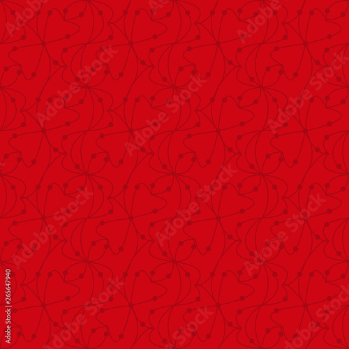 Pattern Con Linee Dorate Su Sfondo Blu Stock Photo And Royalty Free
