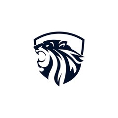 tiger logo vector graphic modern