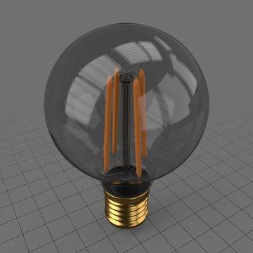 Edison light bulb 3