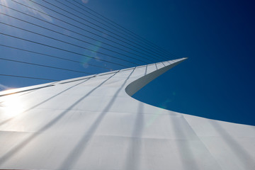 Sundial Bridge Detail