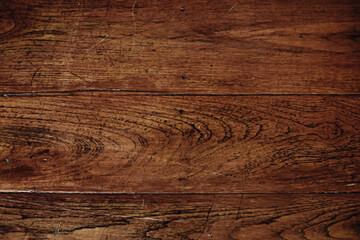 Wooden floor background Wall mural