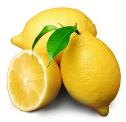 fresh natural lemon picture