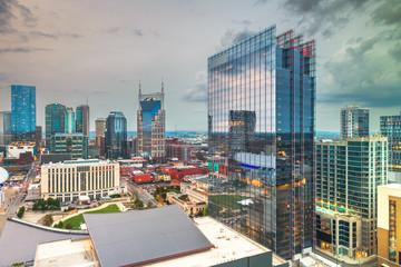 Fototapete - Nashville, Tennessee, USA