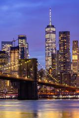 Tuinposter Brooklyn Bridge Brooklyn bridge New York