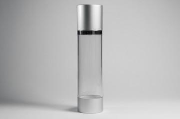 transparent plastic pump spray for perfumes