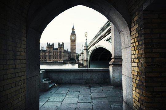 Westminster London Big Ben