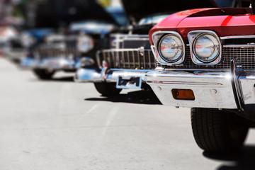 Fotomurales - classic american cars