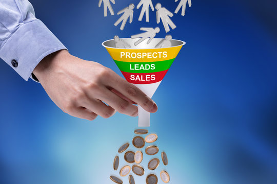 Holding Funnel Converting Prospects Into Profits