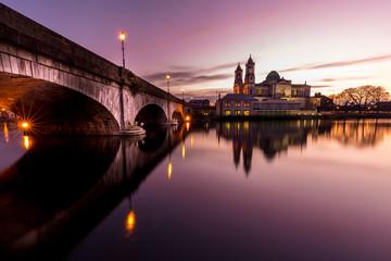 Canvas Prints Roe Athlone Bridge