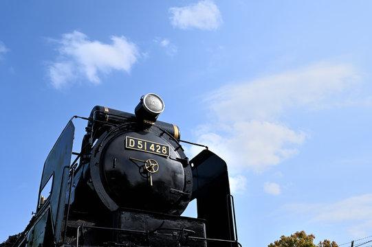 機関車、SL、D51、日本