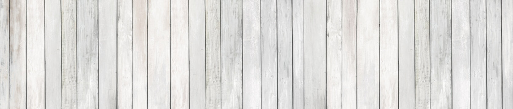 white board of old wood plank