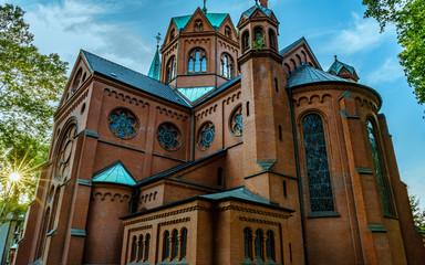 St Joseph Kirche in Bochum