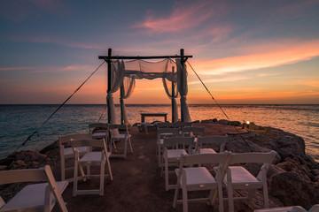 wedding -  Views around the small Caribbean Island of Curacao