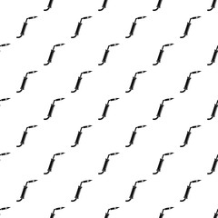 Gas welding pattern seamless vector repeat geometric for any web design