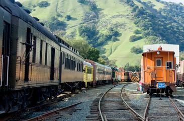 Niles Canyon Rail Yard 11
