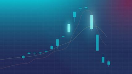 Trading Chart (Falls)