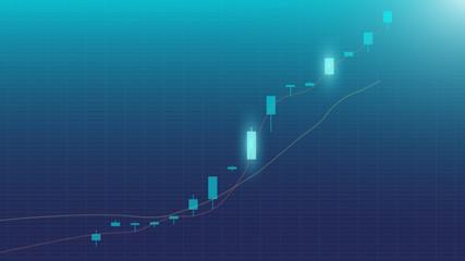 Trading Chart (Rises)