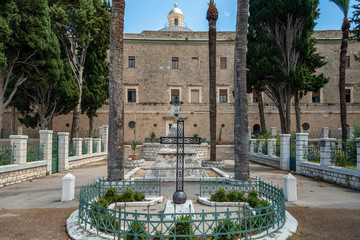 Stella Maris Monastery, Haifa, Israel