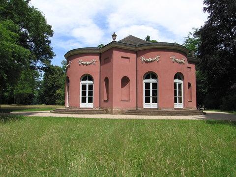 Kurfürstlicher Speisesaal Schloss Schönbusch Aschaffenburg