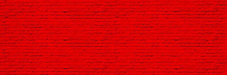 Red brick wall Fototapete