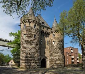 mittelalterliches Stadttor in Neuss, Obertor