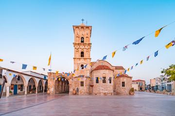 Church of Saint Lazarus, a late-9th century church in Larnaca, Cyprus