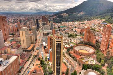 Wall Mural - Bogota cityscape, Colombia