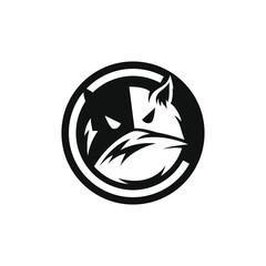 coyote animal cat dog wolf logo