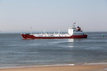 Flüssiggas Tanker