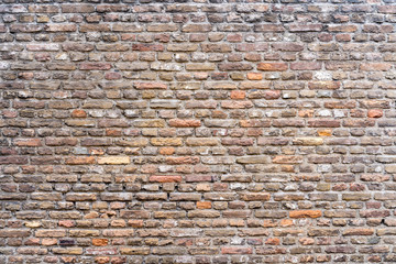 red brick wall texture grunge background,  may use for interior design