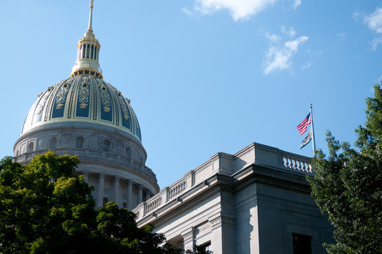 West Virginia Capital building