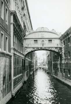 An old photo from Venice