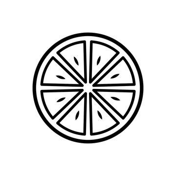 lemon - fruit icon