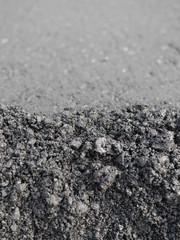 Asphalttragschicht im Straßenbau