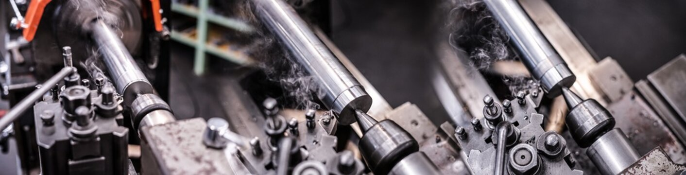 Turning Machine - Industry