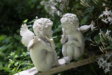 天使のナイショ話