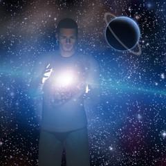 Fototapete - Galaxy