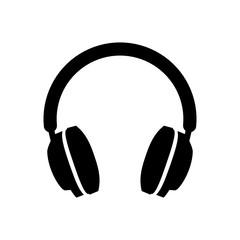 Fototapeta słuchawki ikona obraz