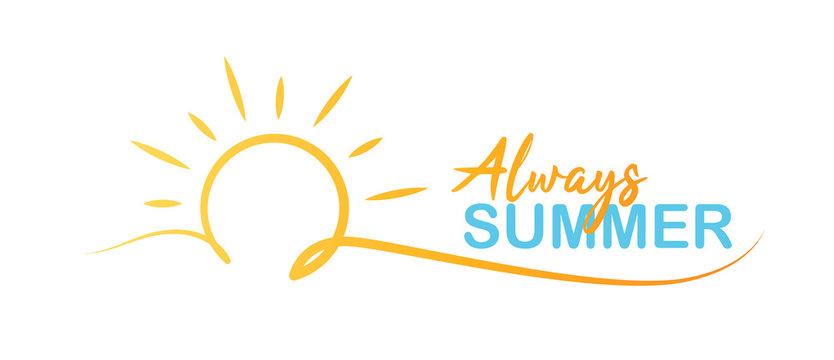 Always Summer Logo