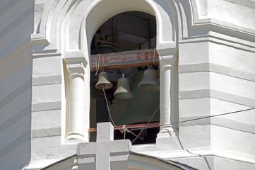 the Church belfry