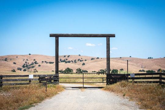 american garm gateway, california