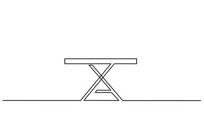 dining table icon on the white background