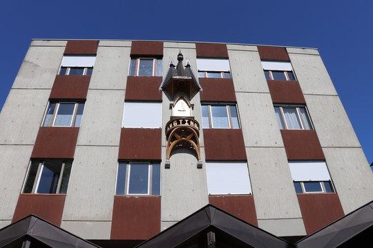 Fédération compagnonique des métiers du bâtiment à Lyon Montchat, 11 rue Charles Richard