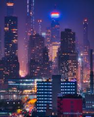 New York: Cyber City
