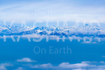Kashmir the Heaven on Earth in India