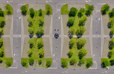 Parking Aerial 3