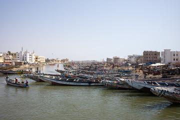 boats of Senegal