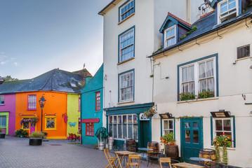 Wall Mural - Street in Kinsale, Ireland