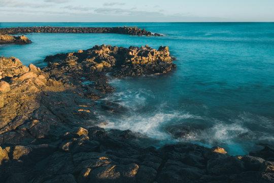 Jablillo beach, Lanzarote.