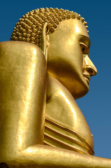 Statue Of The Golden Buddha